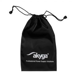 Protective bag Akyga AK-AC-01 for notebook power adapters