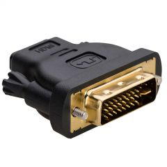 Adapter Akyga AK-AD-03 HDMI (f) / DVI 24+5 pin (m)