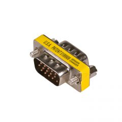 Adapter Akyga AK-AD-19 D-Sub (m) / D-Sub (m) ver. 15 pin VGA