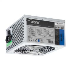 ATX power supply 950W Akyga AK-B1-950 P4+4 PCI-E 6 pin i 6+2 pin 5x SATA 2x Molex APFC FAN 12cm