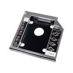 "Hard disk frame Akyga AK-CA-56 HDD 2.5"" in place of DVD Slim 13mm"