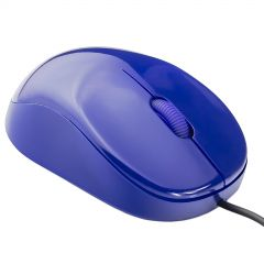 Optic mouse Akyga AK-M-510BL USB 2.0 1200 dpi 1.4m