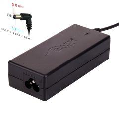 Zasilacz do notebooka Akyga AK-ND-03 18.5V / 3.5A 65W 7.4 x 5.0 mm + pin HP 1.2m