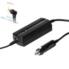 Car notebook power supply Akyga AK-ND-43 19V / 4.74A 90W 5.5 x 1.7mm ACER 1.2m