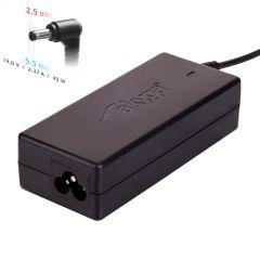 Notebook power supply Akyga AK-ND-61 19V / 2.37A 45W 5.5 x 2.5 mm ASUS / TOSHIBA / LENOVO 1.2m