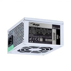 Power Supply SFX 300W Akyga AK-S1-300 P4 2x SATA 2x Molex PFC FAN 8cm