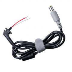 Power cable for notebooks Akyga AK-SC-09 7.9 x 5.5 mm  + pin IBM 1.2m
