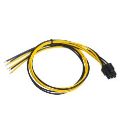 Service cable for PC PSU Akyga AK-SC-19 PCI-E 6 pin (m) 45 cm