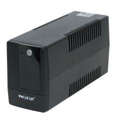 UPS Akyga AK-UP1-600 600VA Phasak 9406 cyfrowy interaktywny