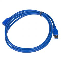 Cable USB Akyga AK-USB-10 extension USB A (m) / USB A (f) ver. 3.0 1.8m