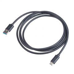 Kabel USB Akyga AK-USB-29 USB A (m) / USB type C (m) ver. 3.1 1.8m
