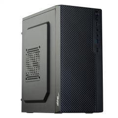 Obudowa Micro ATX Akyga AK36BK 1x USB 3.0 czarna bez PSU