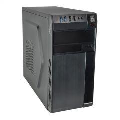 Case Micro ATX Akyga AK728BK 2x USB 2.0 2x USB 3.0 black w/o PSU used