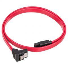 Cable SATA Akyga AK-CA-51 III 6GBs 90° angle 50cm