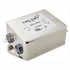 Jednofazowy filtr EMI Akyga EMC EMV EN2010-20-F 20A 120-250VAC 50/60Hz