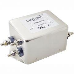 Single phase EMI filter Akyga EMC EMV EN2030-20-S 20A 120-250VAC 50/60Hz