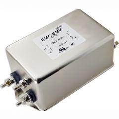 Jednofazowy filtr EMI Akyga EMC EMV EN2090-20-S 20A 120-250VAC 50/60Hz