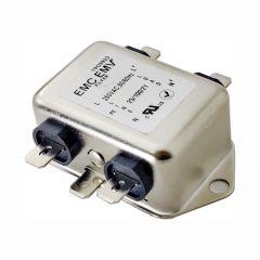 Single phase EMI filter Akyga EMC EMV EN2010-6-F 6A 120-250VAC 50/60Hz